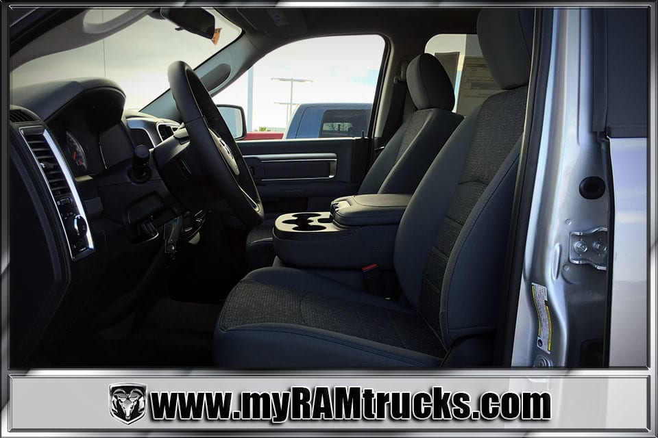 2018 Ram 2500 Crew Cab 4x4 Pickup #8T3023 - photo 23