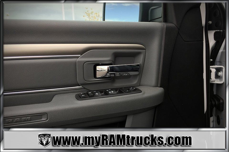 2018 Ram 2500 Mega Cab 4x4 Pickup #8T3024 - photo 11