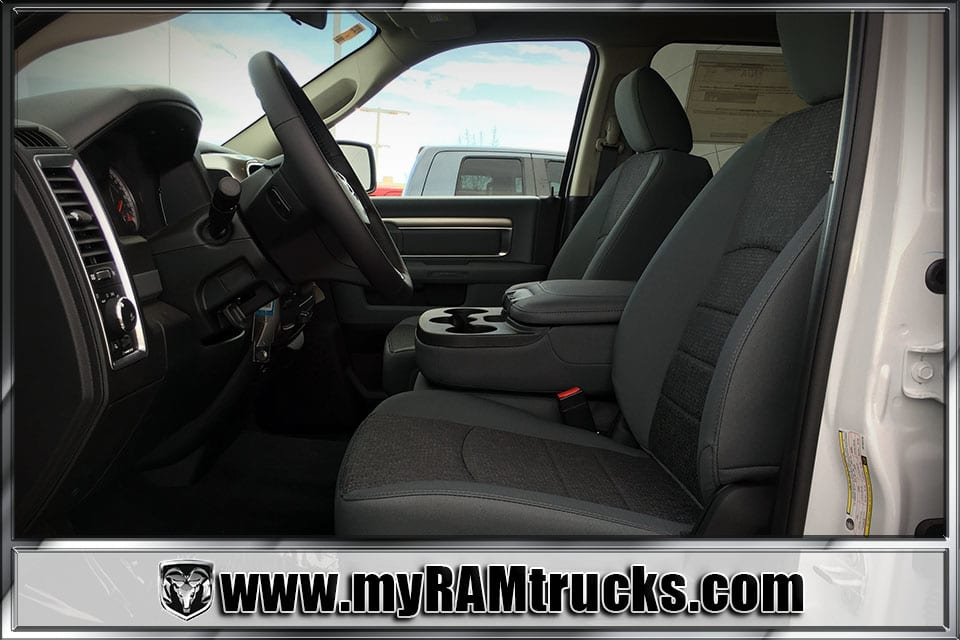 2018 Ram 2500 Mega Cab 4x4 Pickup #8T3024 - photo 23