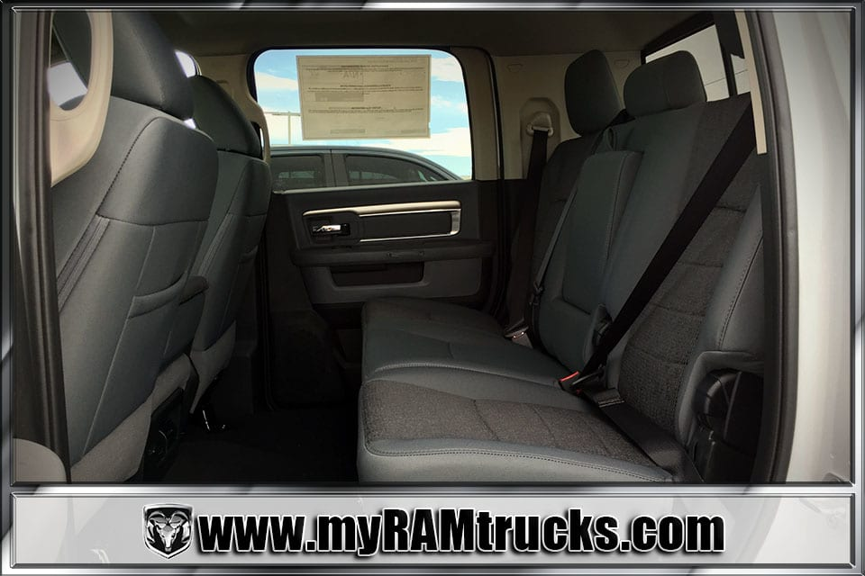 2018 Ram 2500 Mega Cab 4x4 Pickup #8T3024 - photo 25