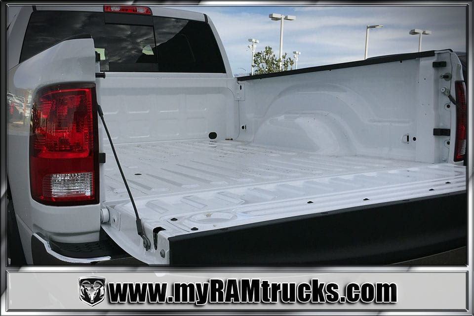 2018 Ram 2500 Mega Cab 4x4 Pickup #8T3024 - photo 28