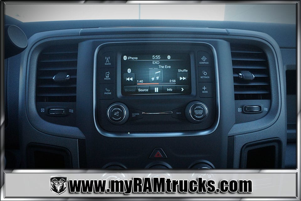 2018 Ram 2500 Crew Cab 4x4 Pickup #8T3028 - photo 17