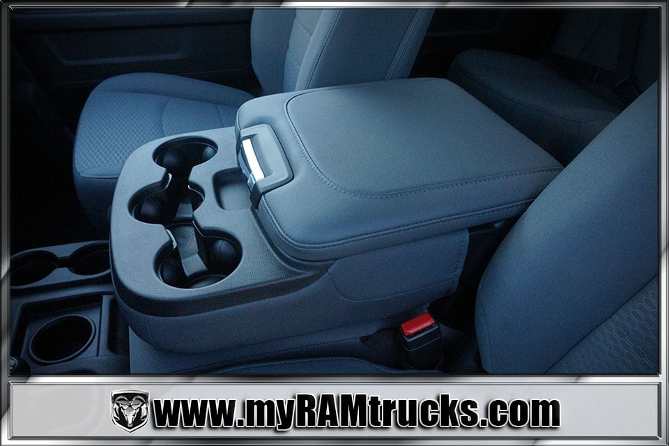 2018 Ram 2500 Crew Cab 4x4 Pickup #8T3028 - photo 21