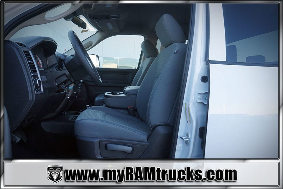 2018 Ram 2500 Crew Cab 4x4 Pickup #8T3028 - photo 24
