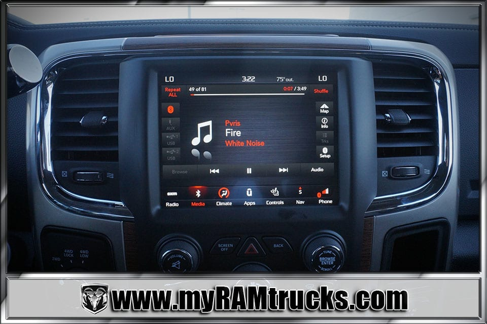 2018 Ram 2500 Crew Cab 4x4,  Pickup #8T3044 - photo 17