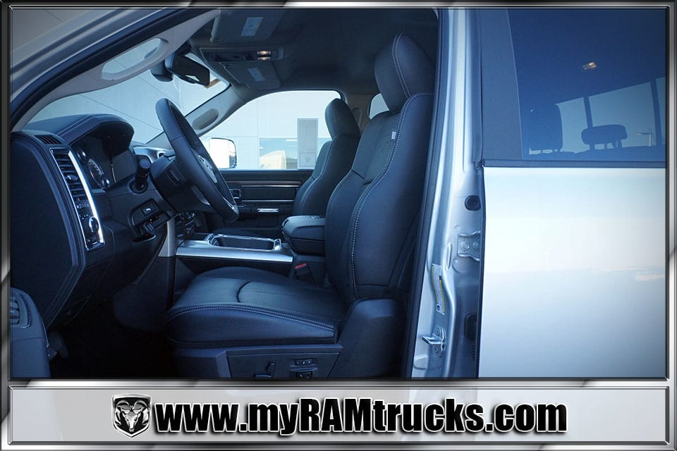 2018 Ram 2500 Crew Cab 4x4,  Pickup #8T3044 - photo 26