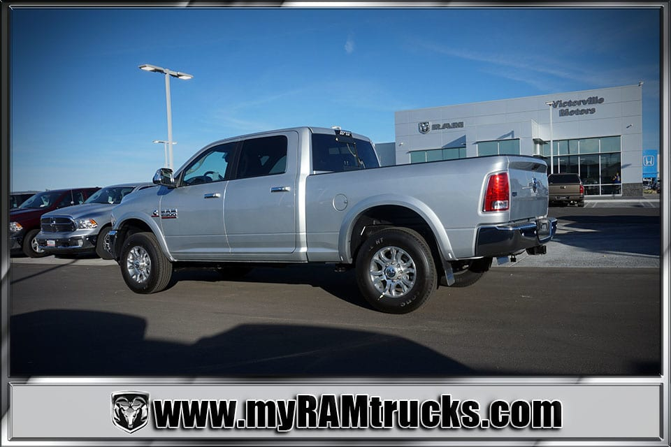 2018 Ram 2500 Crew Cab 4x4,  Pickup #8T3044 - photo 2