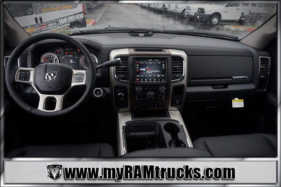 2018 Ram 2500 Crew Cab 4x4,  Pickup #8T3046 - photo 17