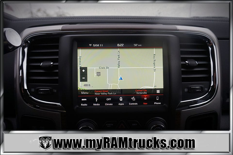 2018 Ram 2500 Crew Cab 4x4,  Pickup #8T3046 - photo 19