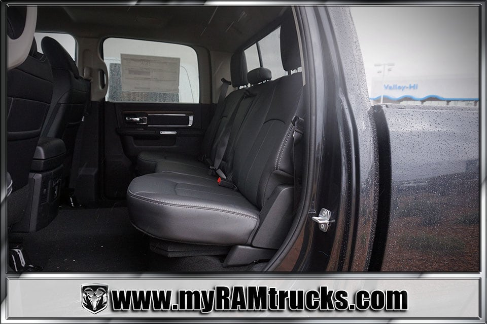 2018 Ram 2500 Crew Cab 4x4,  Pickup #8T3046 - photo 29