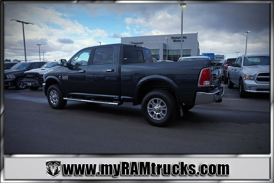 2018 Ram 2500 Crew Cab 4x4,  Pickup #8T3046 - photo 2
