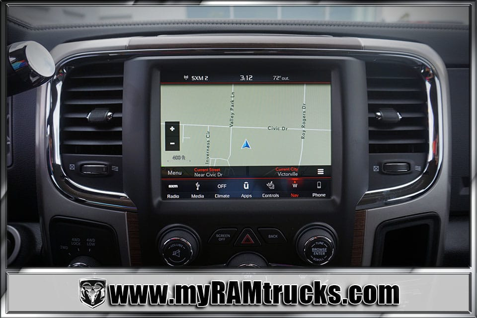 2018 Ram 2500 Crew Cab 4x4,  Pickup #8T3054 - photo 18