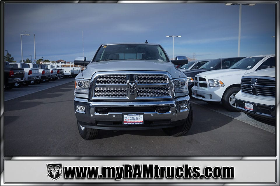 2018 Ram 2500 Crew Cab 4x4,  Pickup #8T3054 - photo 3