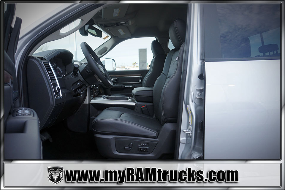 2018 Ram 2500 Crew Cab 4x4,  Pickup #8T3054 - photo 27