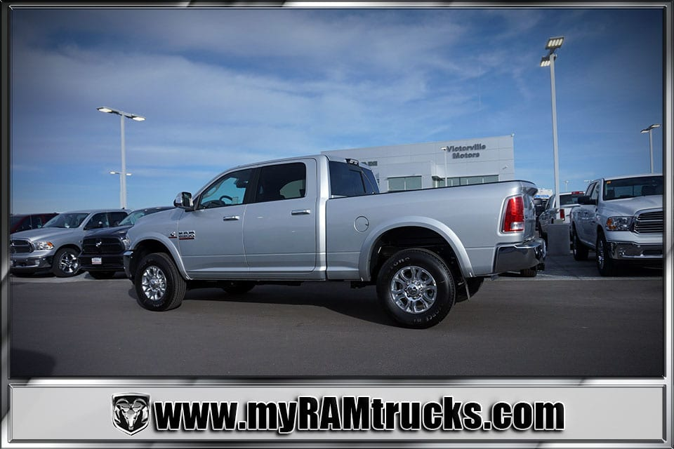 2018 Ram 2500 Crew Cab 4x4,  Pickup #8T3054 - photo 5
