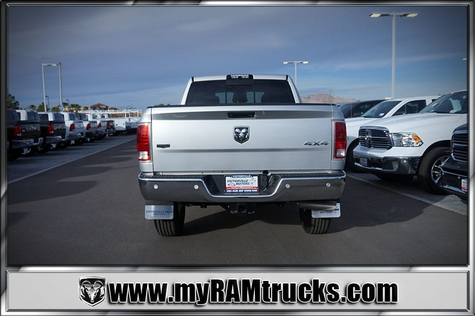 2018 Ram 2500 Crew Cab 4x4,  Pickup #8T3054 - photo 2