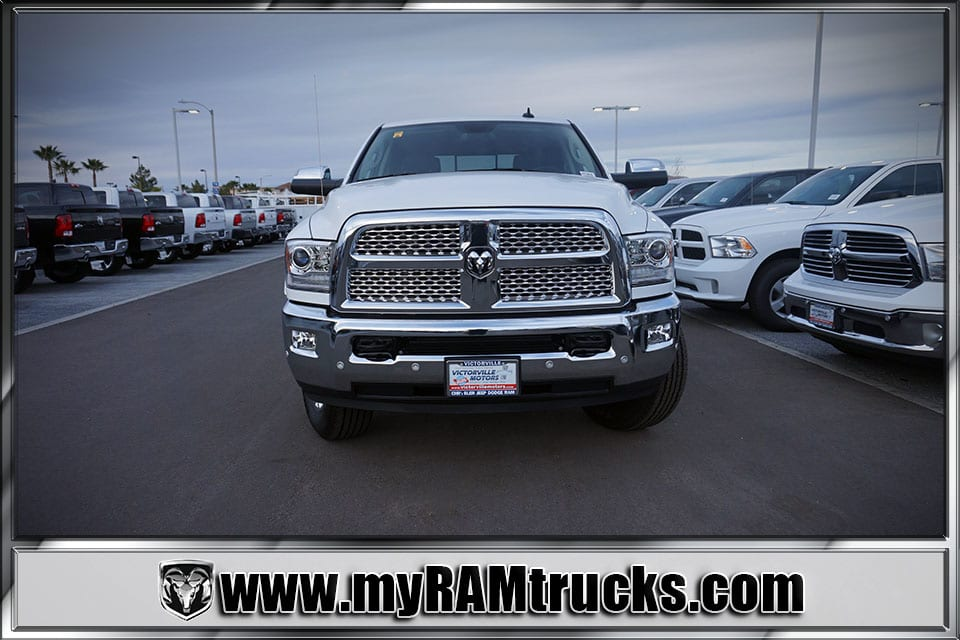 2018 Ram 2500 Crew Cab 4x4,  Pickup #8T3056 - photo 3