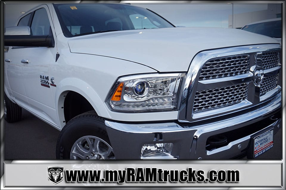 2018 Ram 2500 Crew Cab 4x4,  Pickup #8T3056 - photo 4