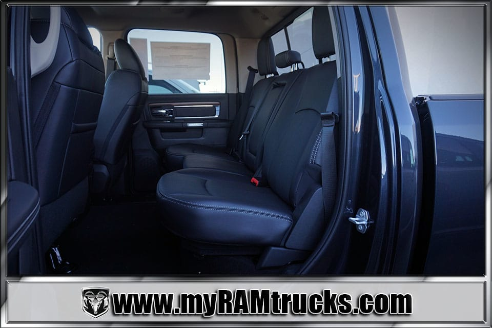 2018 Ram 2500 Crew Cab 4x4,  Pickup #8T3057 - photo 25