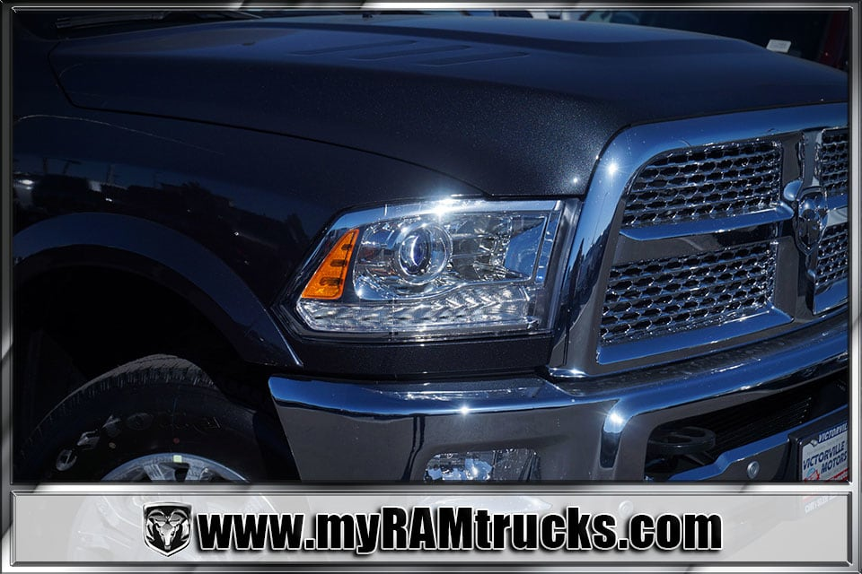2018 Ram 2500 Crew Cab 4x4,  Pickup #8T3057 - photo 4