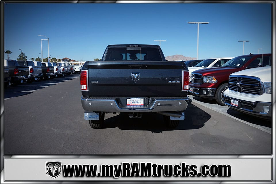2018 Ram 2500 Crew Cab 4x4,  Pickup #8T3057 - photo 5