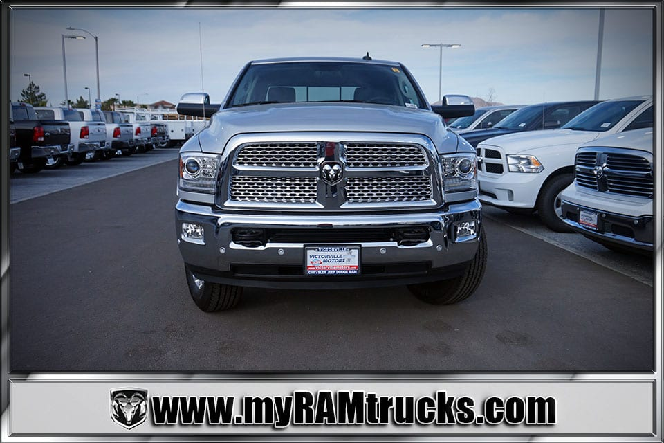 2018 Ram 2500 Crew Cab 4x4,  Pickup #8T3058 - photo 3