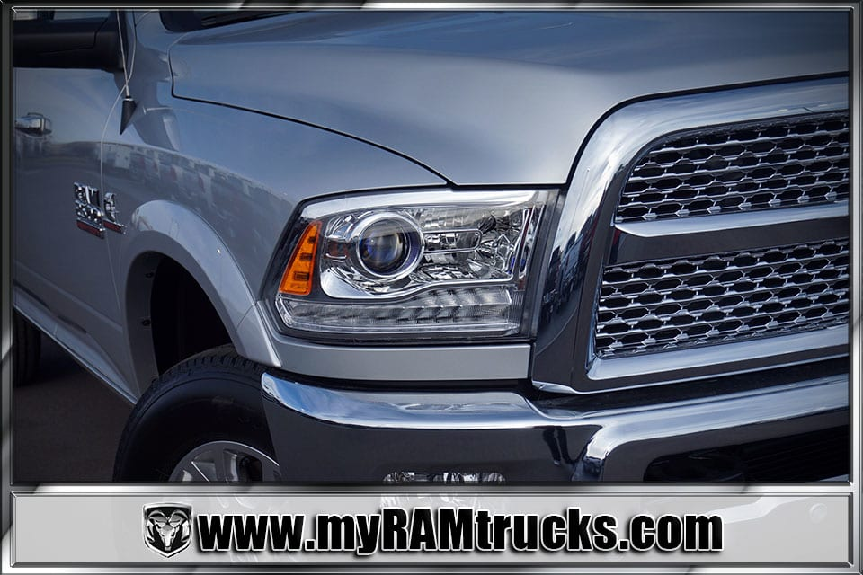 2018 Ram 2500 Crew Cab 4x4,  Pickup #8T3058 - photo 4