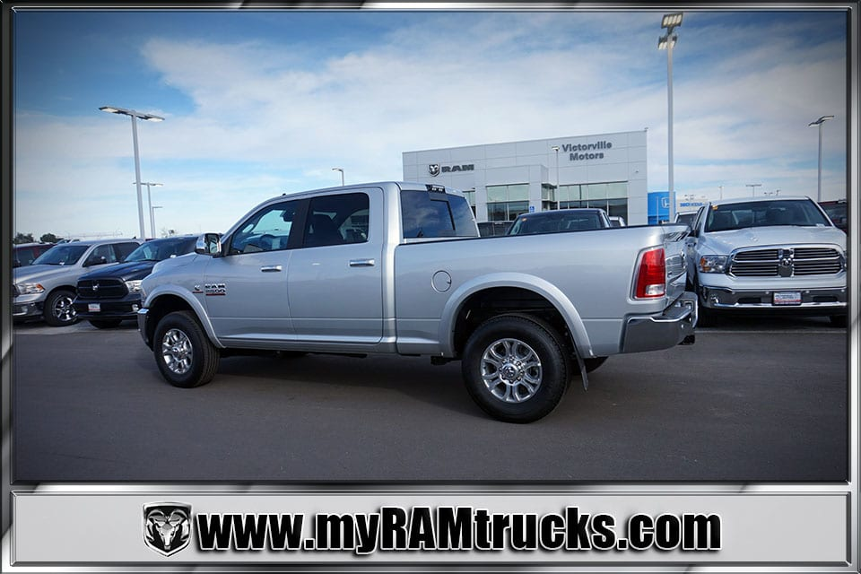 2018 Ram 2500 Crew Cab 4x4,  Pickup #8T3058 - photo 2