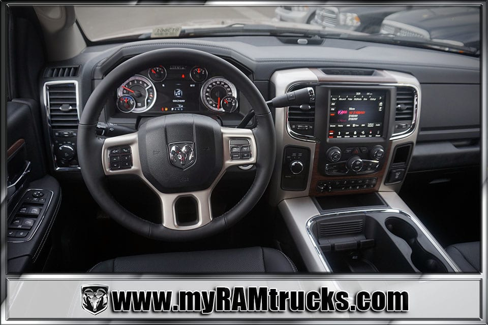 2018 Ram 2500 Crew Cab 4x4,  Pickup #8T3061 - photo 15