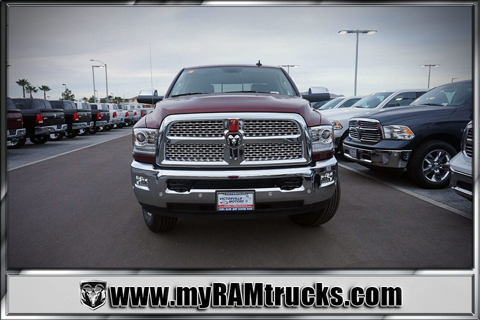 2018 Ram 2500 Crew Cab 4x4,  Pickup #8T3061 - photo 3