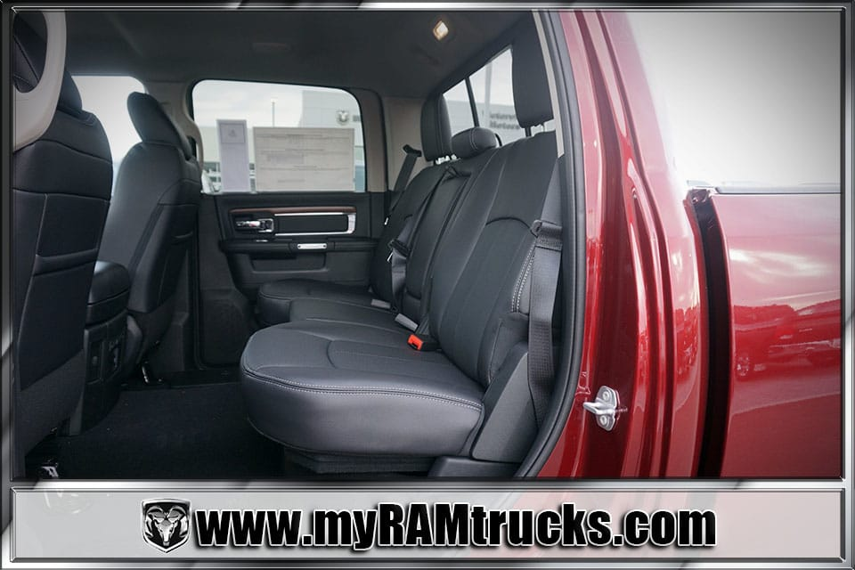 2018 Ram 2500 Crew Cab 4x4,  Pickup #8T3061 - photo 28