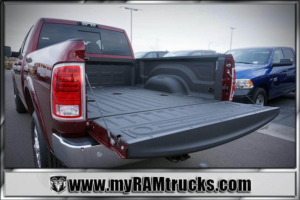 2018 Ram 2500 Crew Cab 4x4,  Pickup #8T3061 - photo 32