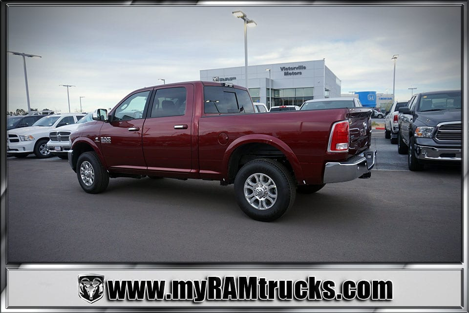 2018 Ram 2500 Crew Cab 4x4,  Pickup #8T3061 - photo 2