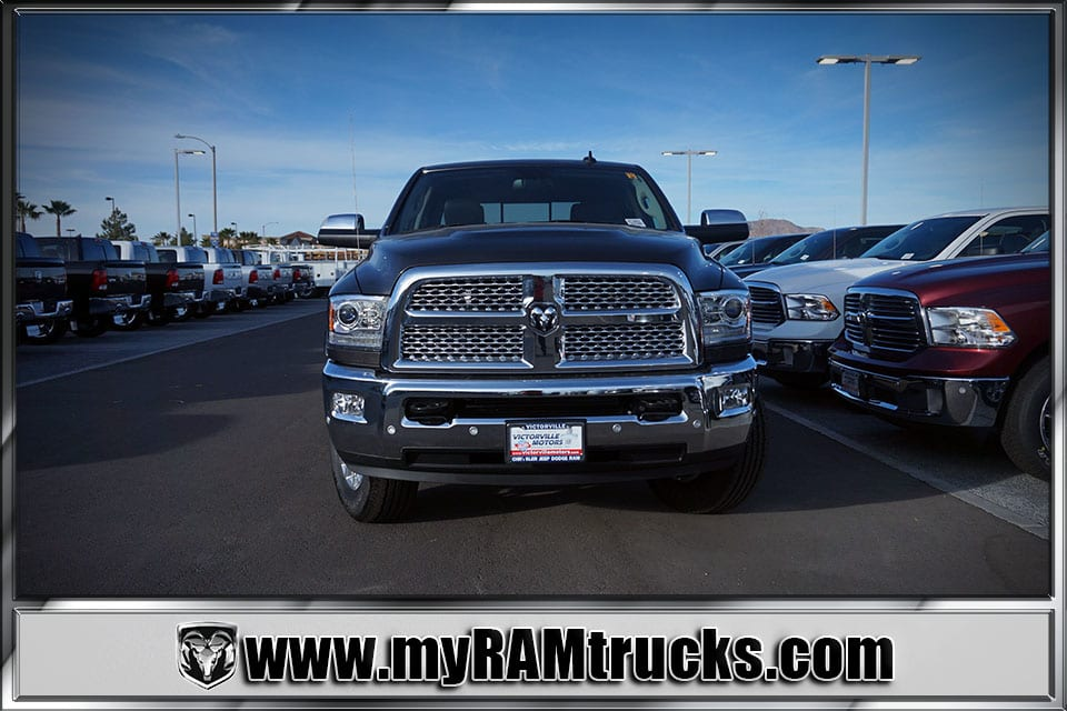 2018 Ram 2500 Crew Cab 4x4,  Pickup #8T3063 - photo 3
