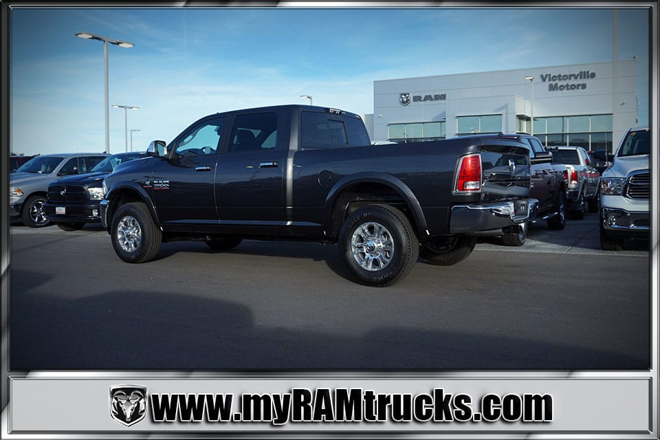 2018 Ram 2500 Crew Cab 4x4,  Pickup #8T3063 - photo 2