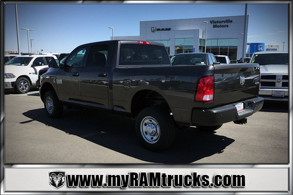 2018 Ram 2500 Crew Cab 4x4,  Pickup #8T3083 - photo 2