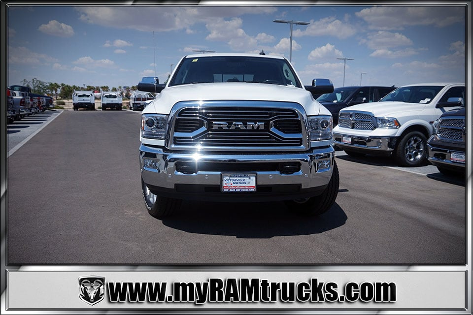2018 Ram 2500 Mega Cab 4x4,  Pickup #8T3102 - photo 3