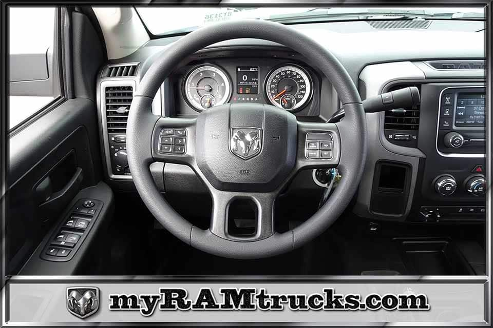 2018 Ram 2500 Crew Cab 4x4,  Pickup #8T3136 - photo 14