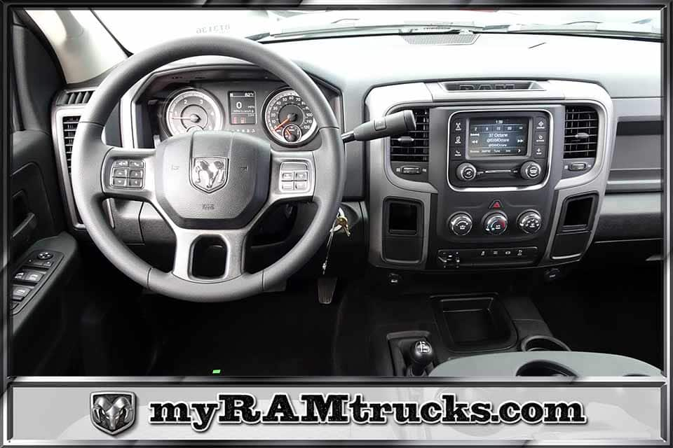 2018 Ram 2500 Crew Cab 4x4,  Pickup #8T3136 - photo 15