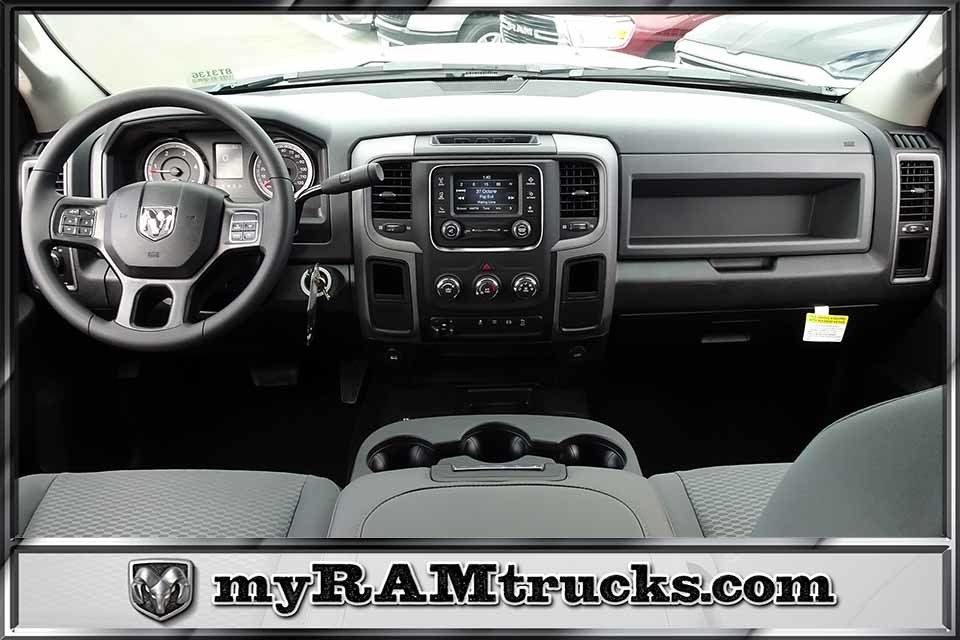 2018 Ram 2500 Crew Cab 4x4,  Pickup #8T3136 - photo 16