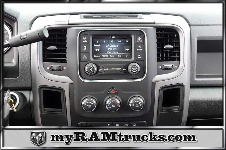 2018 Ram 2500 Crew Cab 4x4,  Pickup #8T3136 - photo 17