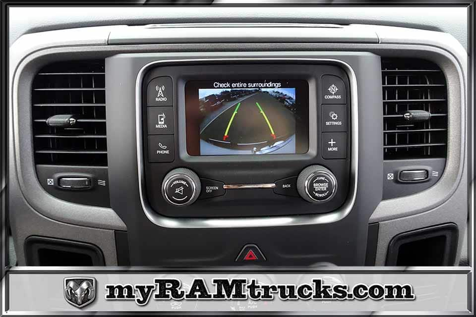 2018 Ram 2500 Crew Cab 4x4,  Pickup #8T3136 - photo 18