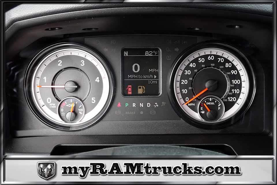2018 Ram 2500 Crew Cab 4x4,  Pickup #8T3136 - photo 19