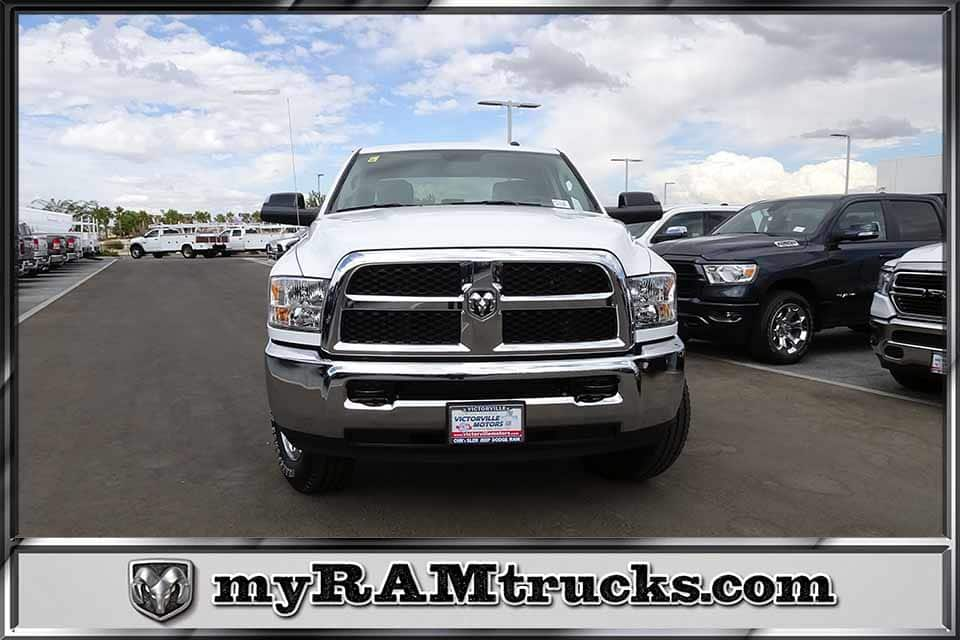 2018 Ram 2500 Crew Cab 4x4,  Pickup #8T3136 - photo 3