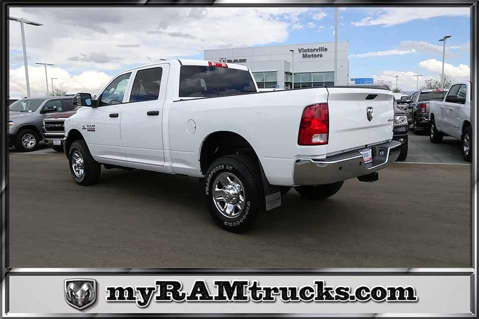 2018 Ram 2500 Crew Cab 4x4,  Pickup #8T3136 - photo 2
