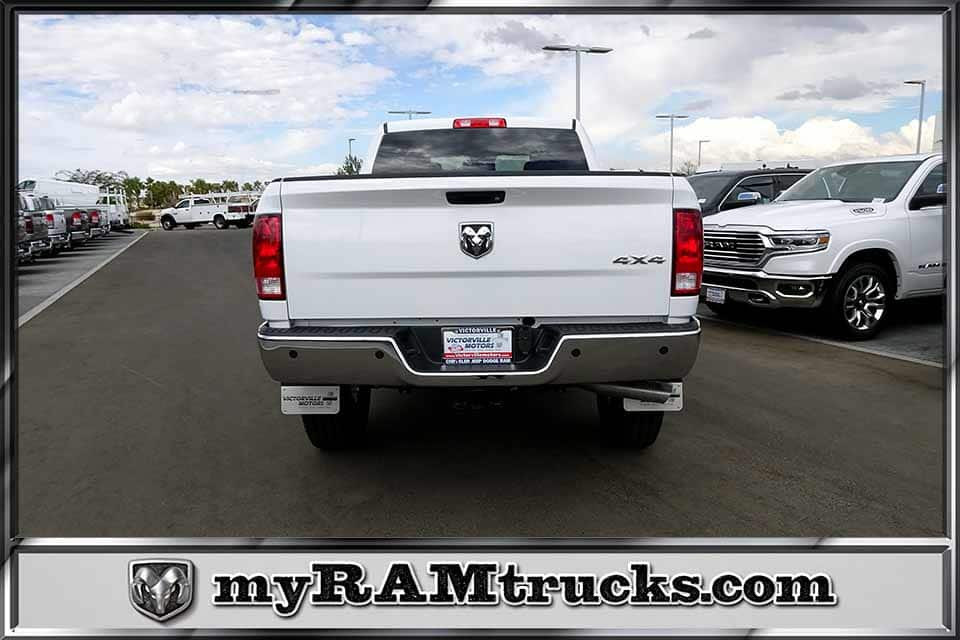 2018 Ram 2500 Crew Cab 4x4,  Pickup #8T3136 - photo 5