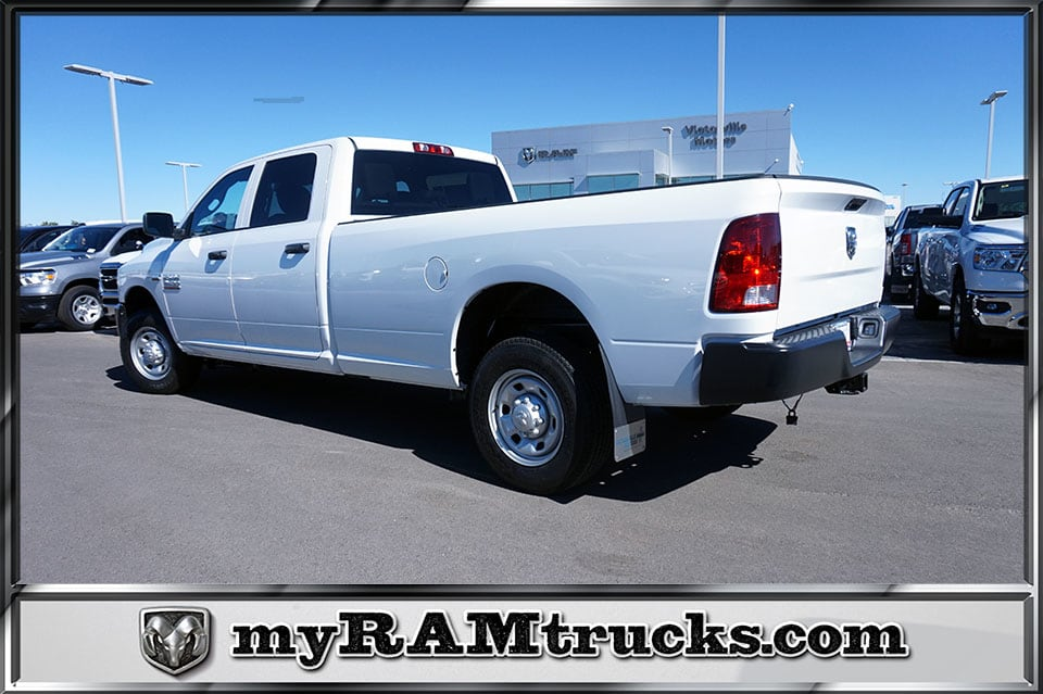 2018 Ram 2500 Crew Cab 4x2,  Pickup #8T3140 - photo 2