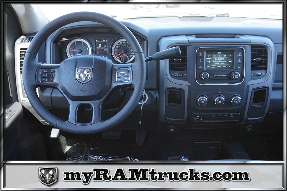 2018 Ram 2500 Crew Cab 4x4,  Pickup #8T3141 - photo 16