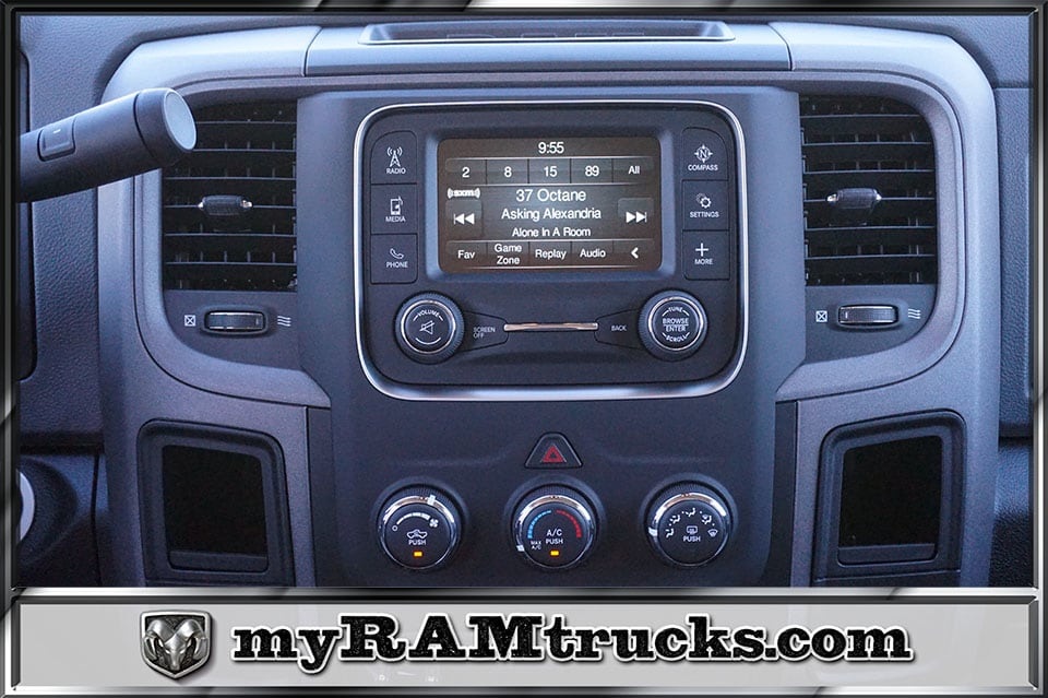 2018 Ram 2500 Crew Cab 4x4,  Pickup #8T3141 - photo 18