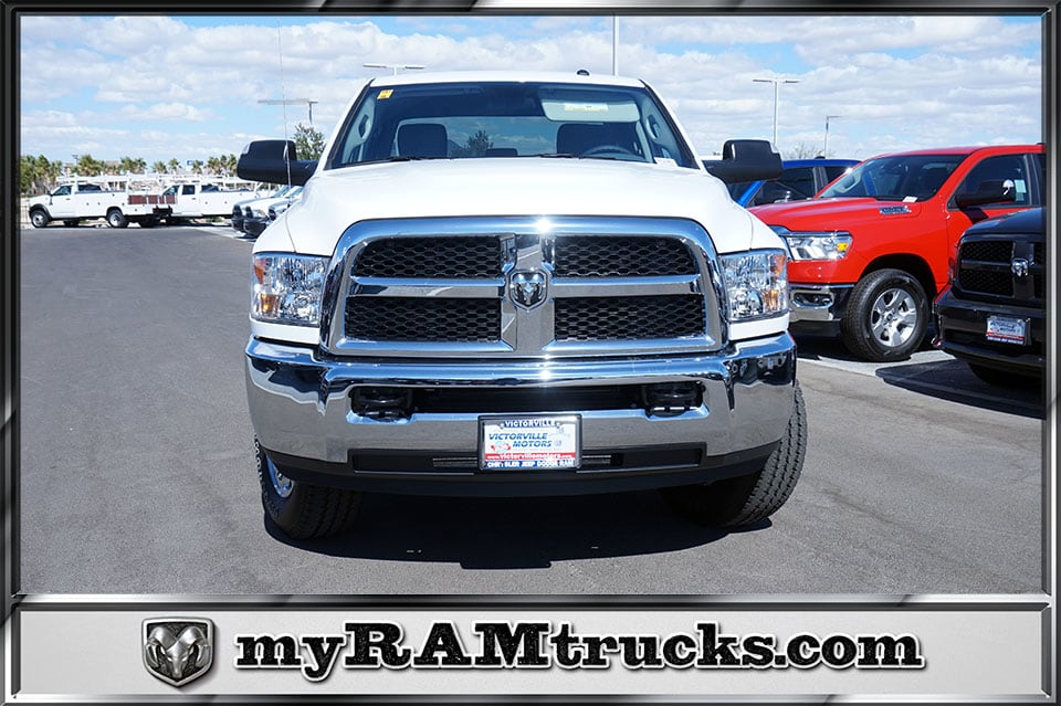 2018 Ram 2500 Crew Cab 4x4,  Pickup #8T3141 - photo 3